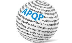 APQP (İLERİ ÜRÜN KALİTE PLANLAMASI) Eğitimi 11 Eylül 2019 Bursa`da Başlıyor